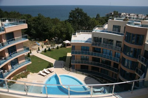 Тур в Aquamarine Apart Complex 2☆ Болгария, Обзор