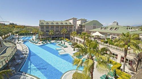 Тур в Can Garden Resort 4☆ Турция, Сиде