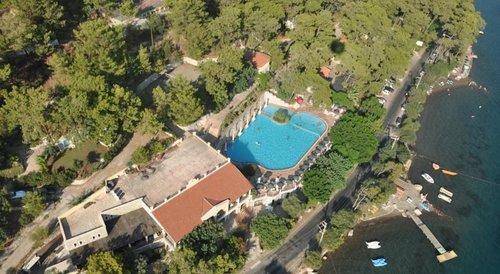 Тур в Club Monte Beach Resort 4☆ Турция, Мармарис