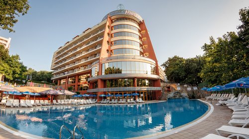 Тур в Atlas Hotel 4☆ Болгария, Золотые пески
