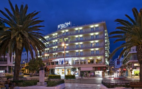 Тур в Kydon The Heart City Hotel 4☆ Греція, о. Крит - Ханья
