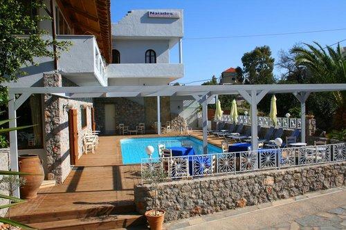 Тур в Naiades Almiros River Hotel 2☆ Греция, о. Крит – Агиос Николаос