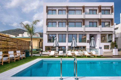 Горящий тур в Harma Boutique Hotel 4☆ Греция, о. Крит – Ираклион
