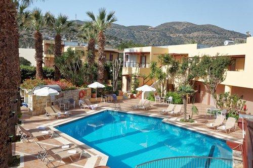 Тур в Latania Studios & Apartments 3☆ Греция, о. Крит – Ираклион