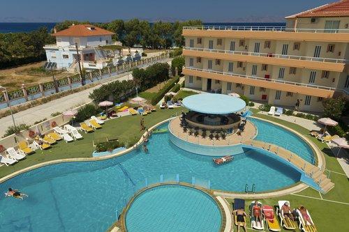 Тур в Bayside Hotel Katsaras 4☆ Греция, о. Родос