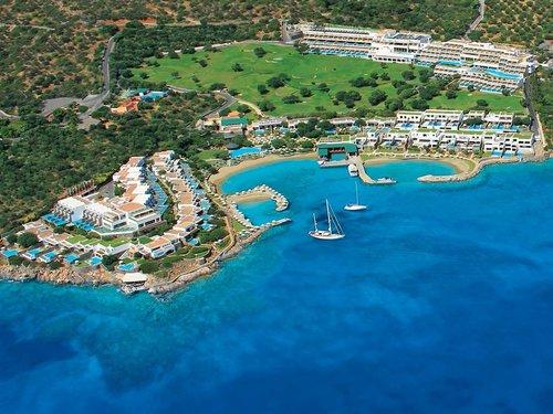 Тур в Porto Elounda Golf & Spa Resort 5☆ Греция, о. Крит – Элунда