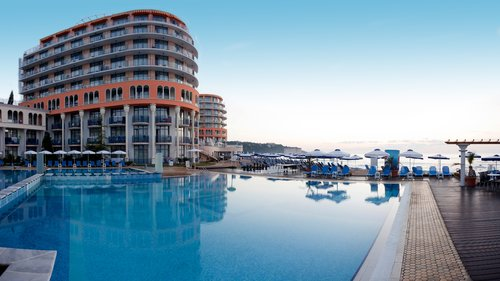 Тур в Azalia Hotel Balneo & SPA 4☆ Болгария, Св. Константин и Елена