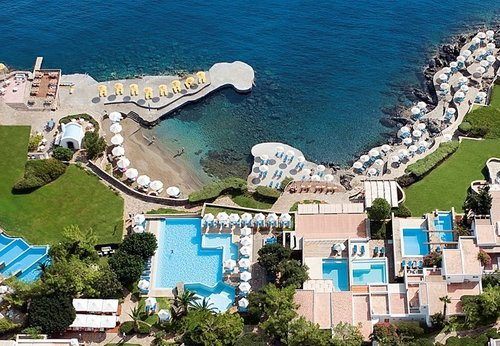 Тур в St. Nicolas Bay Resort Hotel & Villa 5☆ Греція, о. Крит - Айос-Ніколаос