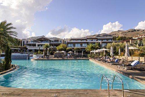 Тур в AquaGrand Luxury Hotel Lindos 5☆ Греція, о. Родос