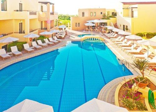 Тур в Silver Beach 4☆ Греция, о. Крит – Ханья