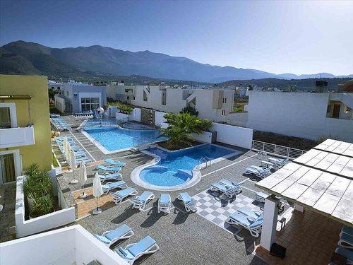 Тур в Sissi Bay Hotel & Spa 4☆ Греция, о. Крит – Агиос Николаос