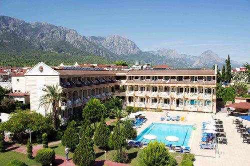 Тур в Ares Dream Hotel 4☆ Турция, Кемер