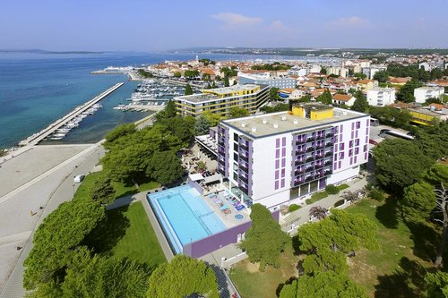 Тур в Adriatic Hotel 3☆ Хорватия, Биоград