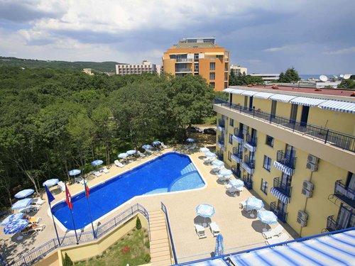 Тур в Blue Sky 3☆ Болгария, Золотые пески