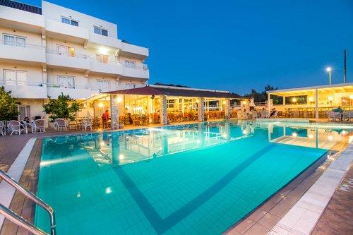Тур в Evita Studios 3☆ Греция, о. Родос