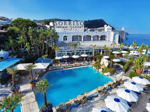 Горящий тур в Sorriso Thermae Resort & Spa 4☆ Италия, о. Искья