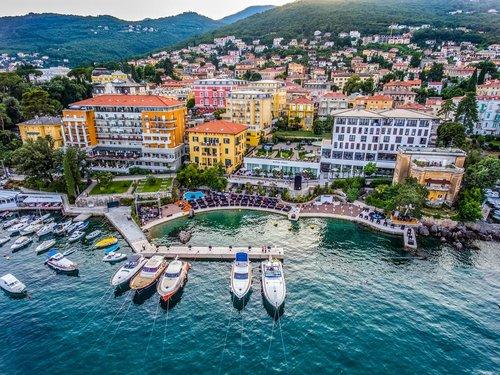 Тур в Amadria Park Grand Hotel 4 Opatijska Cvijeta 4☆ Хорватия, Опатия