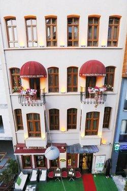 Горящий тур в Diamond Royal Hotel 3☆ Турция, Стамбул