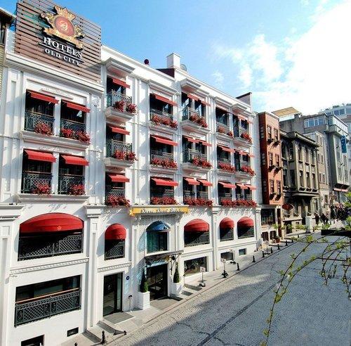 Тур в Dosso Dossi Hotels Old City 4☆ Турция, Стамбул