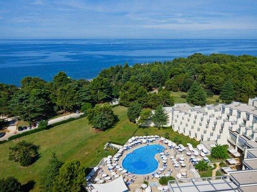 Тур в Valamar Parentino Hotel 4☆ Хорватія, Пореч