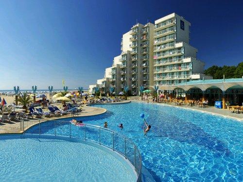 Тур в Borjana Hotel 3☆ Болгария, Албена