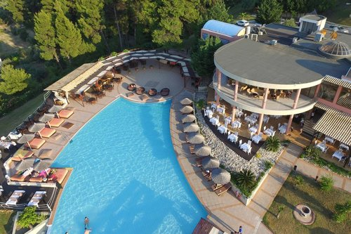 Тур в Alia Palace Luxury Hotel & Villas 5☆ Греция, Халкидики – Кассандра