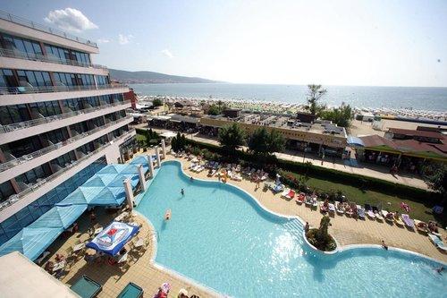 Горящий тур в Globus Hotel 4☆ Болгария, Солнечный берег