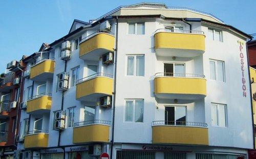 Тур в Poseidon Family Hotel 3☆ Болгария, Созополь