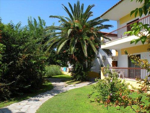 Тур в Ioli Apartments Fourka Beach 2☆ Греция, Халкидики – Кассандра