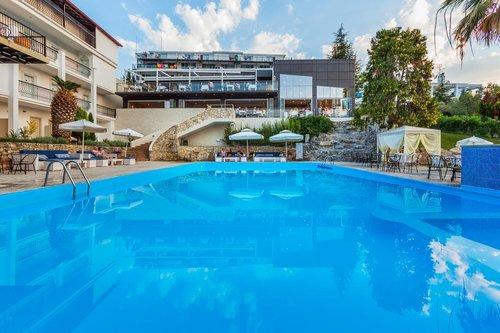 Тур в Bomo Kriopigi Hotel 4☆ Греция, Халкидики – Кассандра