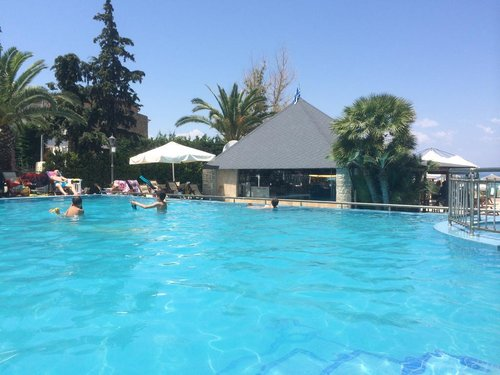 Тур в Naias Hotel 3☆ Греция, Халкидики – Кассандра