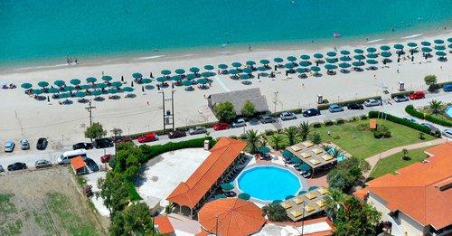 Тур в Possidi Holidays Resort & Suites Hotel 5☆ Греция, Халкидики – Кассандра