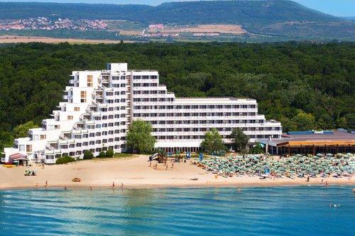 Горящий тур в Gergana Hotel 4☆ Болгария, Албена