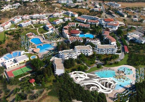 Тур в Cyprotel Faliraki 4☆ Греция, о. Родос