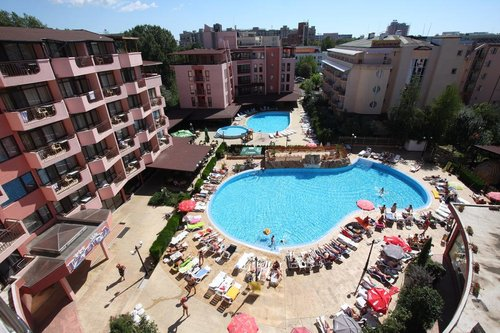 Тур в Izola Paradise Hotel 4☆ Болгария, Солнечный берег