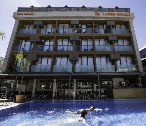Тур в Laren Family Hotel & Spa 4☆ Туреччина, Анталія