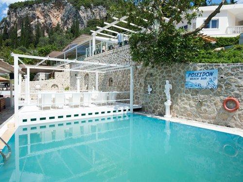 Горящий тур в Blue Princess Hotel & Suites 4☆ Греция, о. Корфу