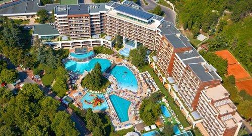 Тур в Flamingo Grand Hotel & Spa 5☆ Болгарія, Албена