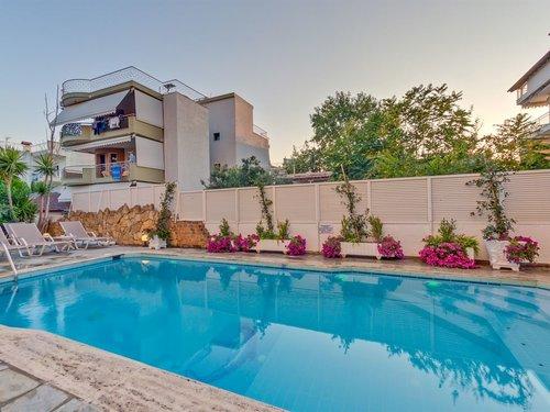 Тур в Alkyonis Hotel 2☆ Греция, Халкидики – Неа Калликратия