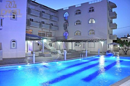 Тур в Daniel Luxury Apartments 2☆ Греция, о. Родос