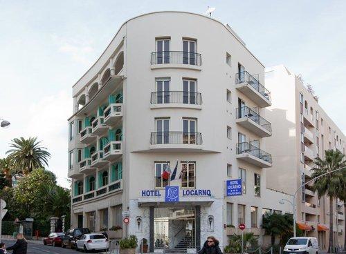 Гарячий тур в Locarno Hotel 3☆ Франція, Ніцца