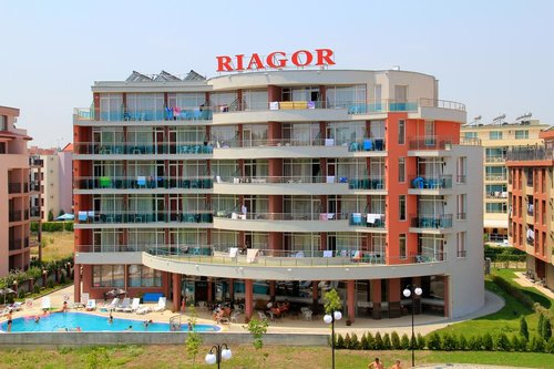 Тур в Riagor Hotel 3☆ Болгария, Солнечный берег
