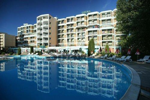 Тур в Sirena Hotel 3☆ Болгарія, Сонячний берег
