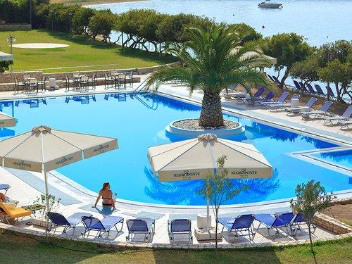 Тур в Negroponte Resort Eretria 5☆ Греция, о. Эвбея
