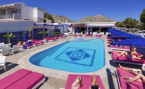 Тур в Kolymbia Bay Art Hotel 4☆ Греция, о. Родос
