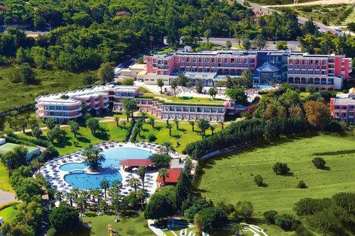Тур в Kresten Palace 4☆ Греция, о. Родос