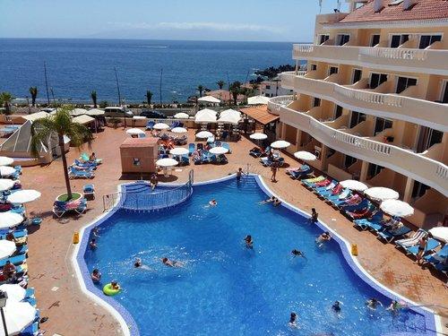 Гарячий тур в Bahia Flamingo Hotel 3☆ Іспанія, о. Тенеріфе (Канари)