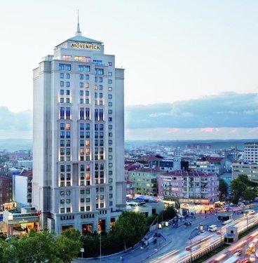 Тур в Movenpick Hotel Istanbul 5☆ Туреччина, Стамбул