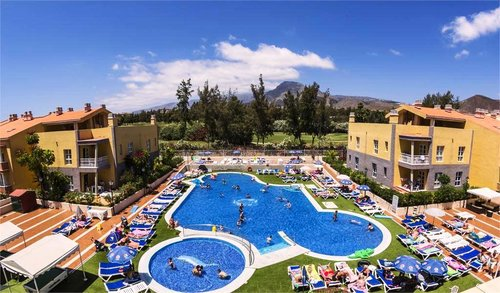 Тур в Coral Compostela Beach Golf 3☆ Іспанія, о. Тенеріфе (Канари)