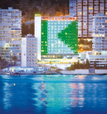 Тур в Benikaktus Hotel 3☆ Испания, Коста Бланка